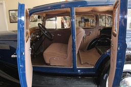2/9/13 Interior still awaiting rear qtr window and rear armrest upholstery